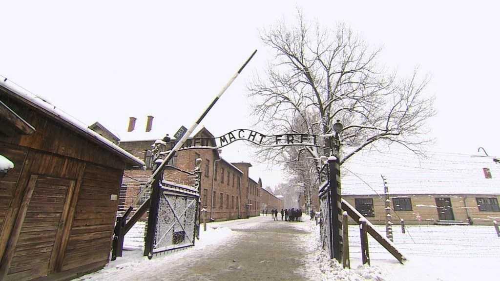 Auschwitz CNN
