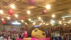 Save big at Rhea Lana's children event