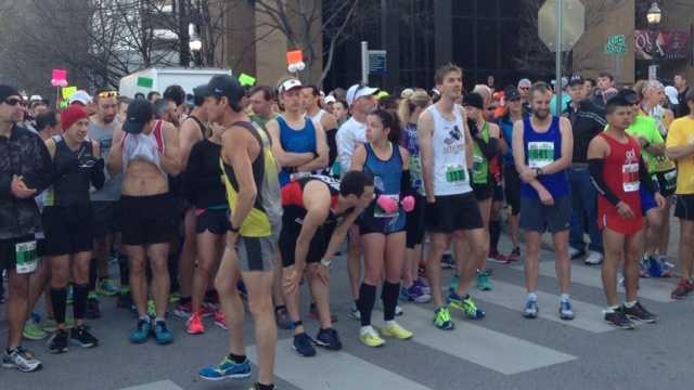 Hogeye Marathon road closures