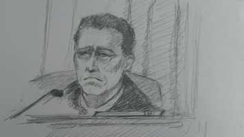 Judge Brad Karren presiding over trial