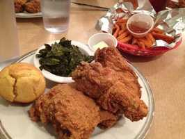 William's Soul Food Express is in Bentonville