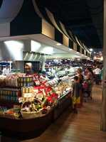 The Fresh Market in Rogers serves handmade, delicious sushi you can pick up and go!