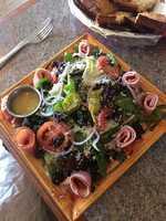 Geraldi's in Fayetteville. Antipasto