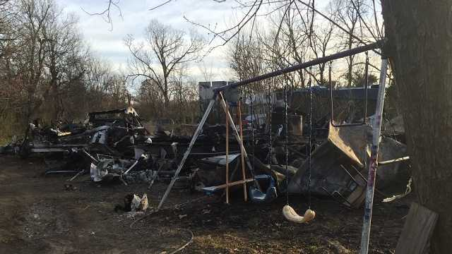 Fire claims the life of teen early Tuesday