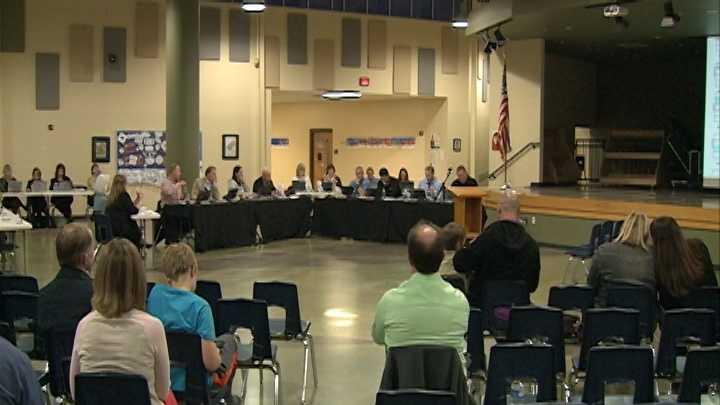 bentonville schools meeting