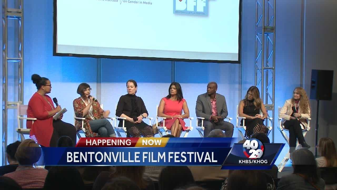 Directors say the Bentonville Film Festival is making a difference in the business.