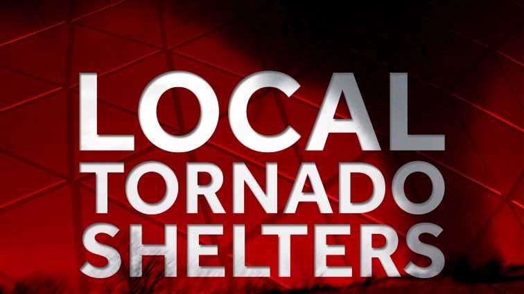 IMG Map of Public Tornado Shelters