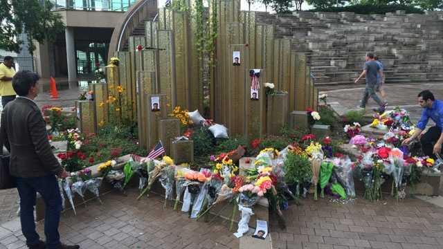 Muhammad Ali center memorial