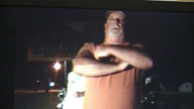Police dashcam shows fire chief arrested on DWI charge
