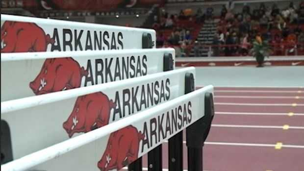 Arkansas track and field