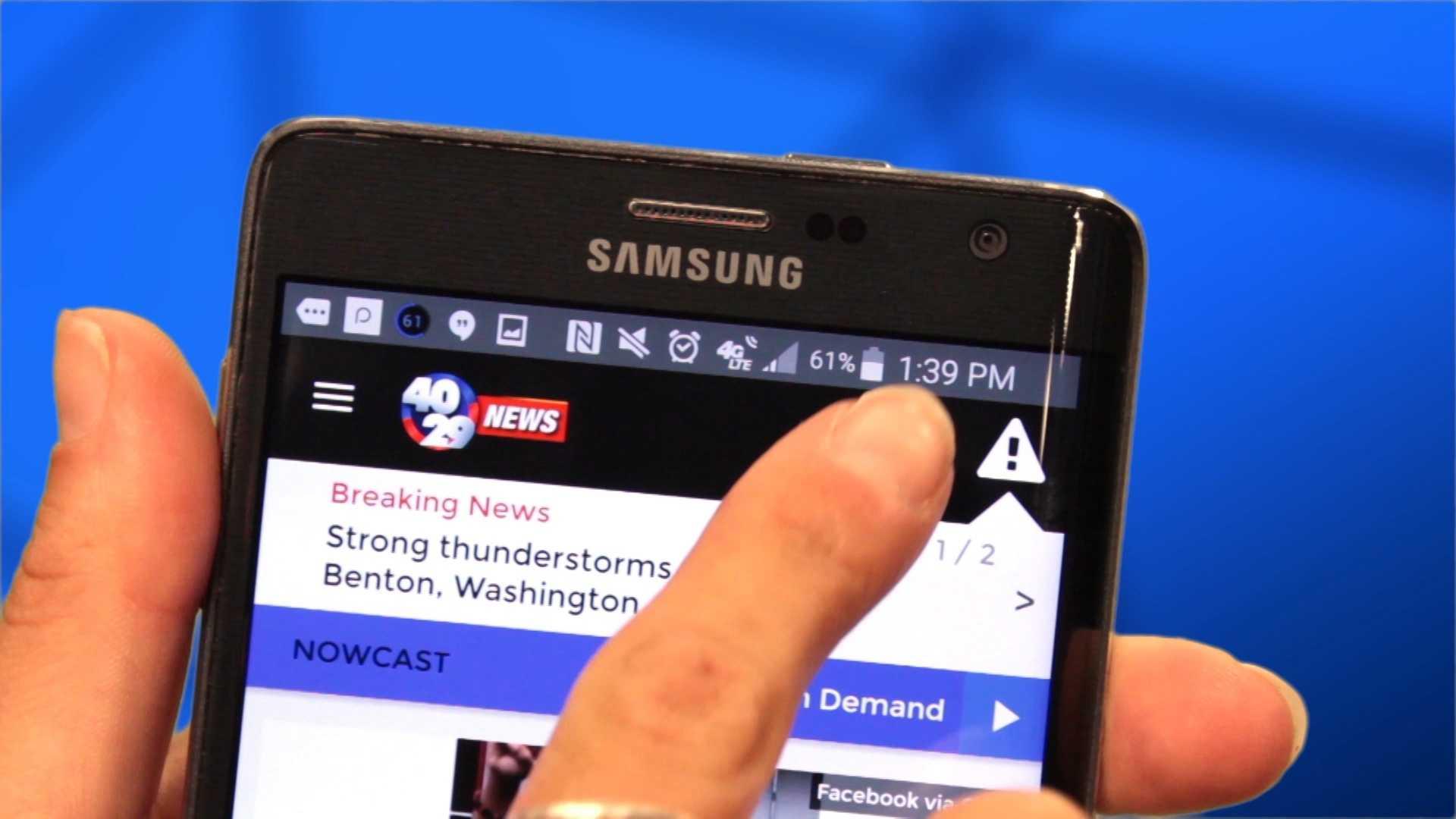news app tease paige IMG