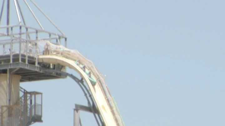 kansas waterslide