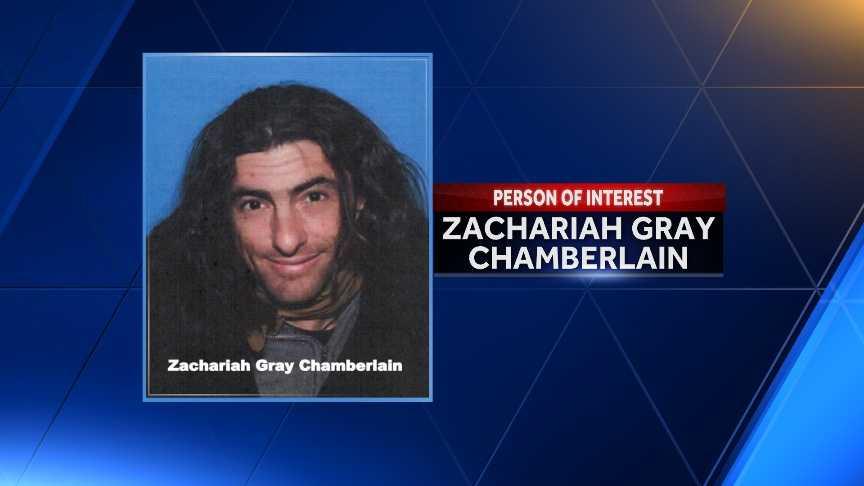 Zachariah Gray Chamberlain POI