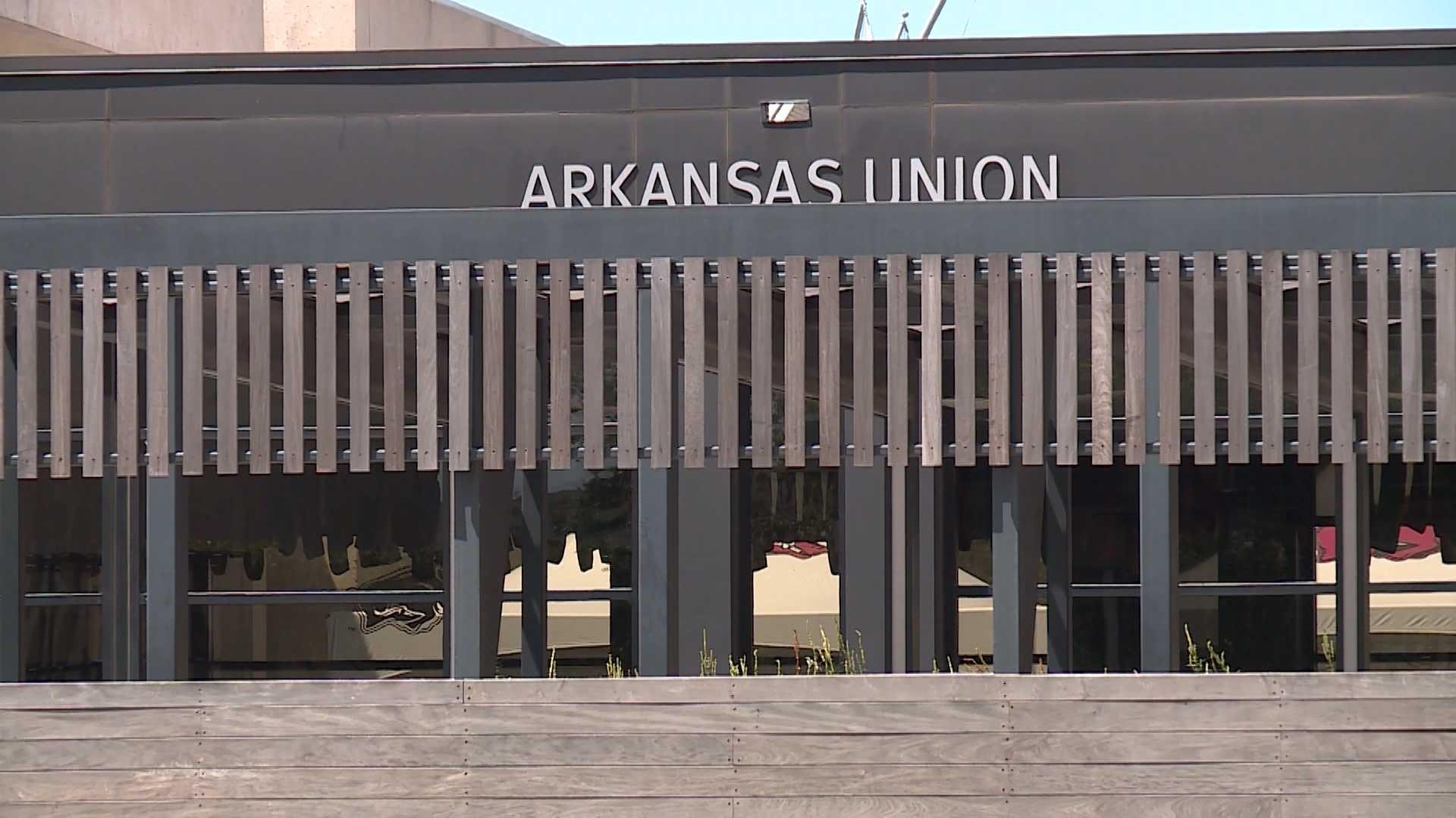 University of Arkansas Student Union