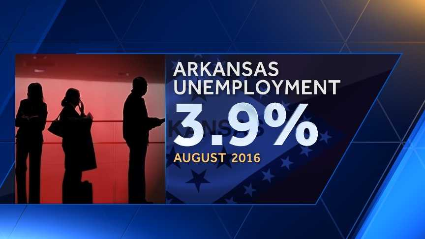 Ark Unemployment Rate Unchanged