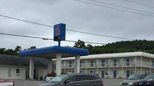 Motel 6 on College Ave. in Fayetteville