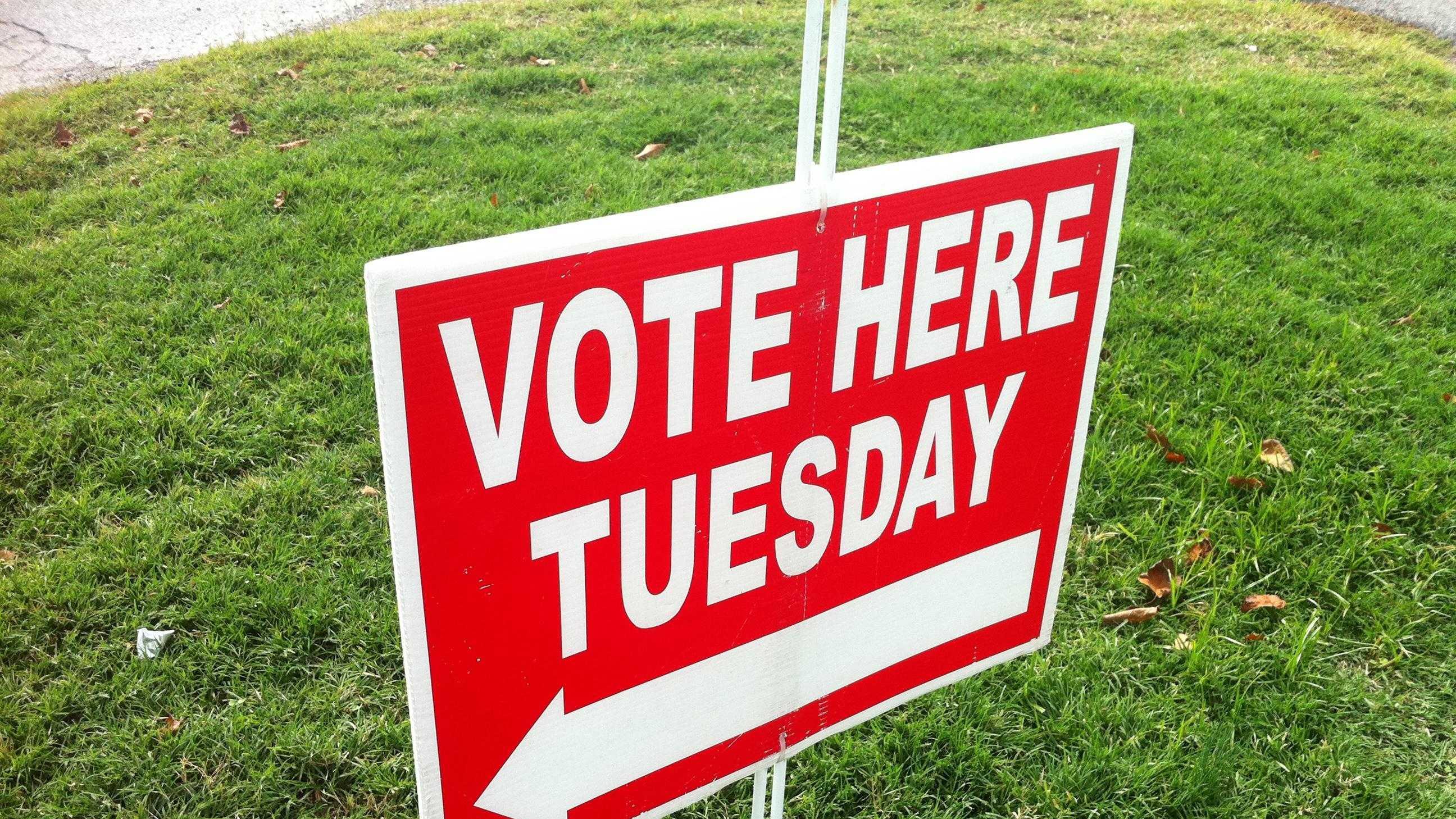 Vote Today GENERIC - 29453389