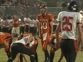 Gravette beat McDonald County, MO 49 to 7 in week 2.