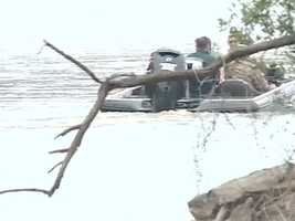 Franklin County Sheriff's Deputies believe they found the body of Tom Gulledge Sunday morning.