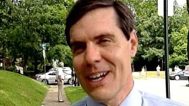 Former Ark. Lt. Gov. Bill Halter