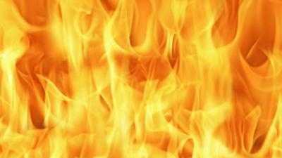 Grass fire burning in Washington Co