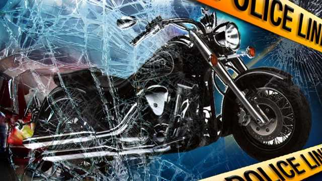 motorcycle accident A