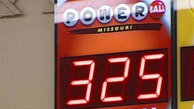 10PM $325M POWERBALL - 30437872