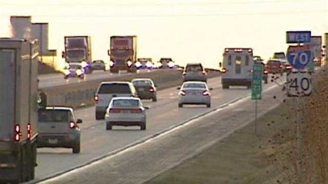 Missouri highway, roads