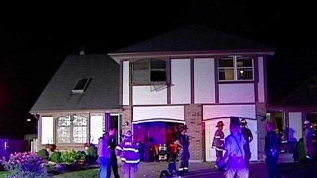Girl Dies In Overland Park Fire Overnight - 29377981