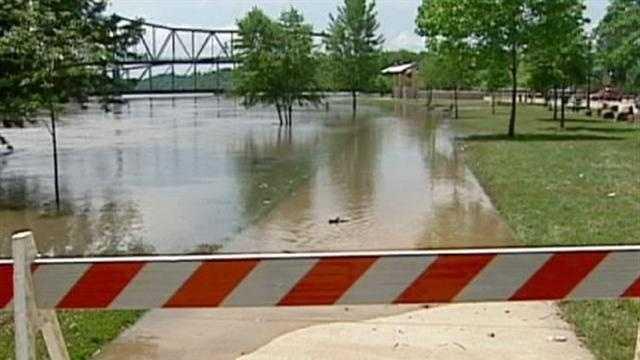 Kansas Counties Under Flood Emergency - 28357928