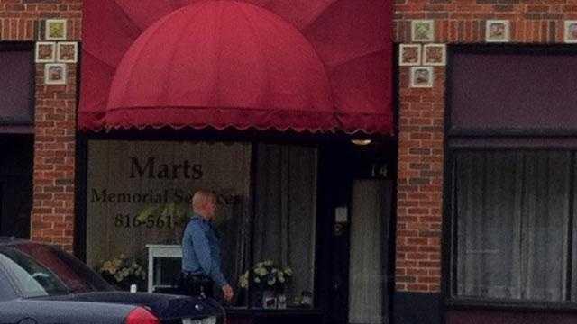 Marts Memorial Service, Marts funeral home