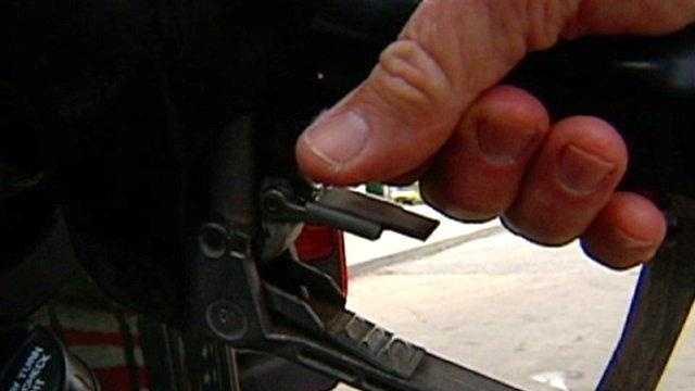 gas pump, gasoline, - 23680036