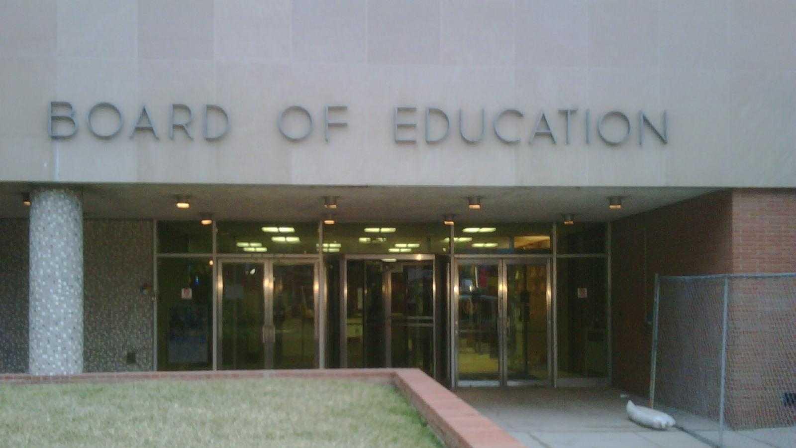 KC Board Of Education, school district headquarters - 22795531