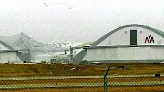 Overhaul base, KCI airport - 22308160