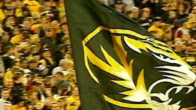 Mizzou flag