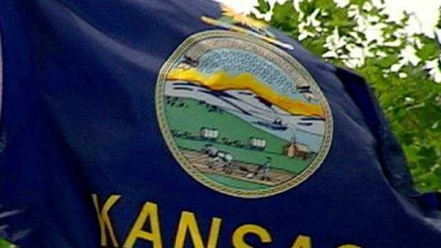 Kansas WyCo flag - 20043748