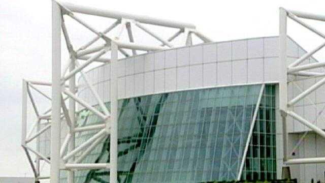 Kemper Arena exteriors