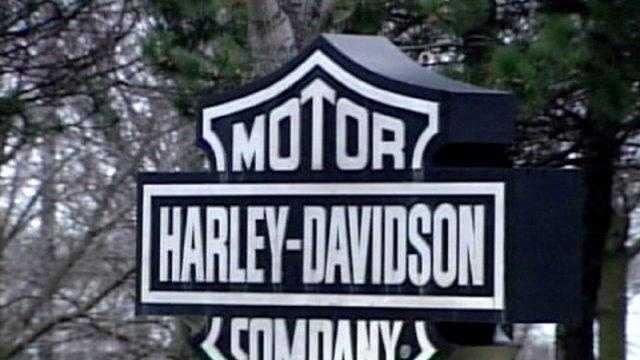 Harley-Davidson plant sign - 18552770