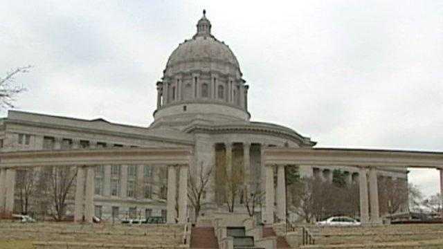 Missouri State Capitol - 18460942