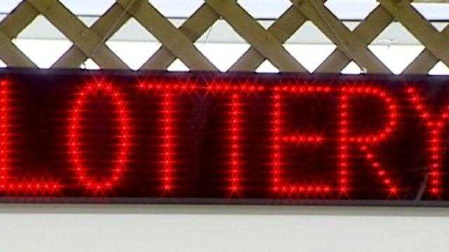 Lottery Neon Sign, Generic - 18433361