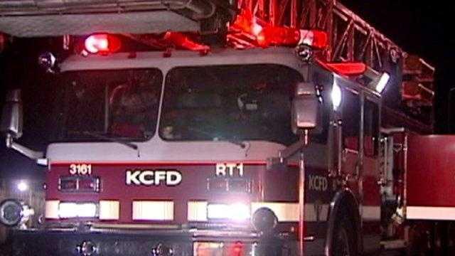 Generic KCFD Fire Truck (night) - 18039822