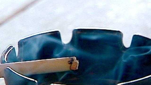Cigarette In Ashtray, Smoking Generic - 15348452