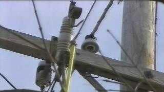 Utility Pole Work