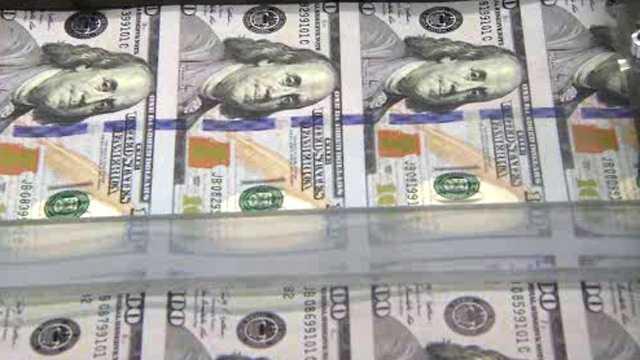 Generic money printed 1