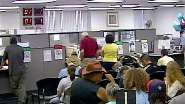 Kansas Works To Solve DMV Computer Woes - 31074071