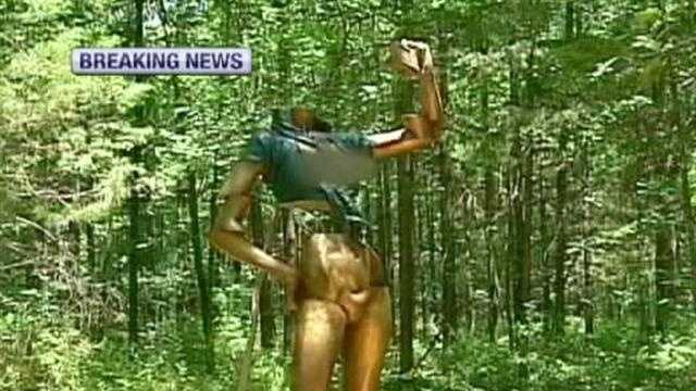 Group starts petition to remove topless statue from OP arboretum