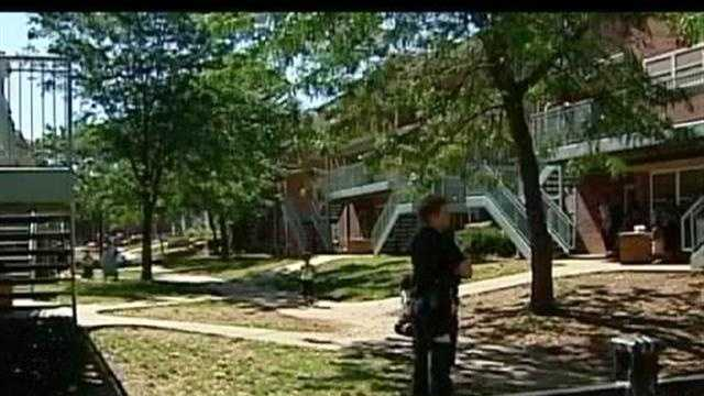 Malnourished girl found in locked in closet in KC apartment
