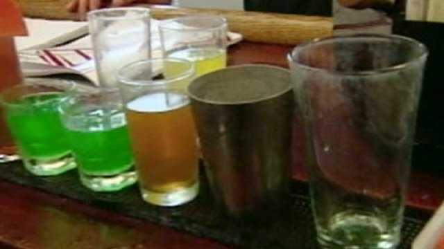 Alcohol - generic