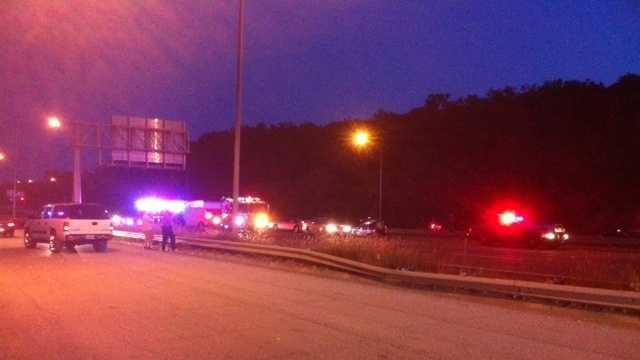 71 Highway Shooting Scene