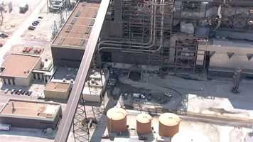 A KCP&L spokesperson said the explosion was reported in the coal crushing area of the plant.